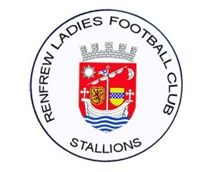 Renfrew Ladies Football Team