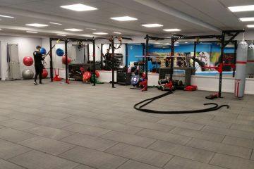 Functional Training Zone at Pro-life Gym Paisley