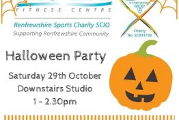 Kids Halloween Party at ProLife Fitness Centre