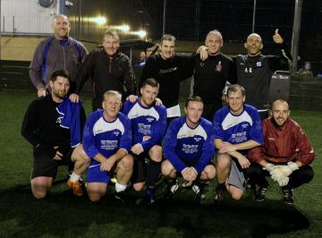 Pro Charity Match at Prolife Gym, Paisley
