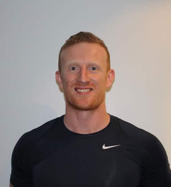 Stuart Money Personnel Trainer at Paisley Pro-Life Fitness Centre