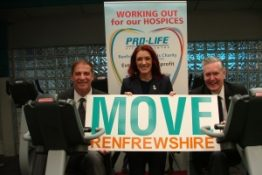 Move Renfrewshire at Prolife fitness centre