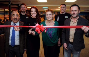 Launch of new fitness centre at Pro-life Gym in Paisley