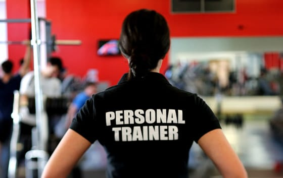 Personal Trainers at Paisley Gym