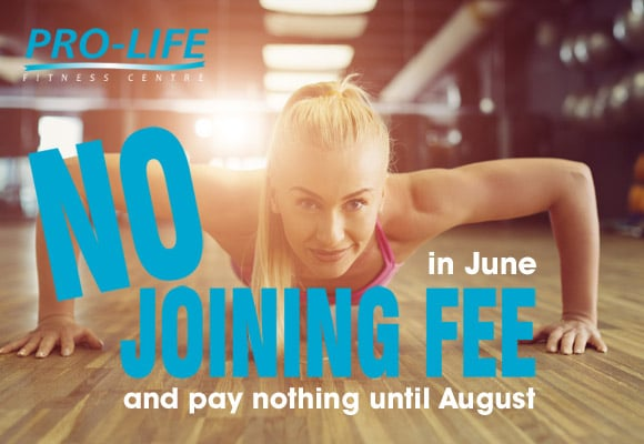 Paisley Gym with No joining fee