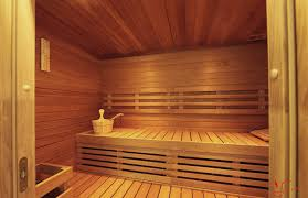 New sauna in Paisley Gym. Pro-life fitness centre