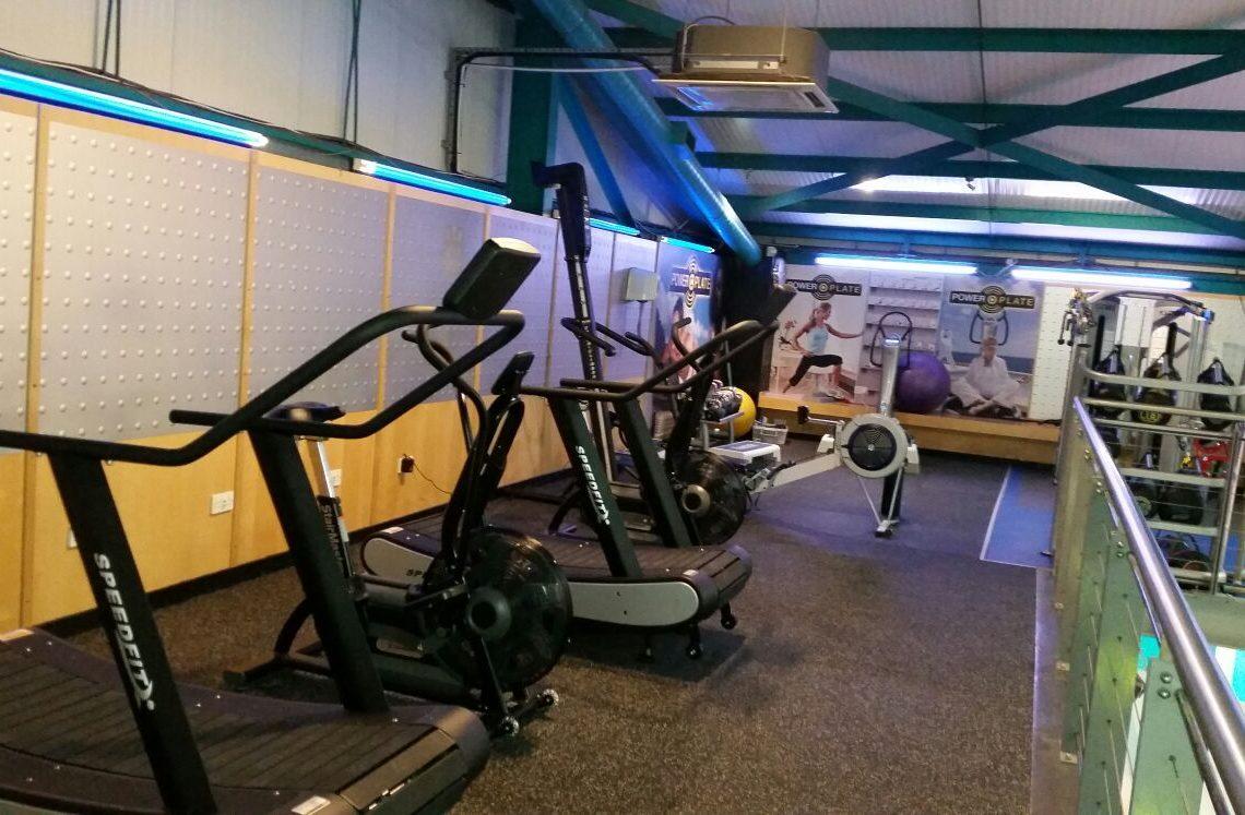 HIIT's area Paisley gym