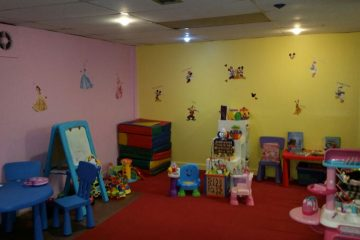Creche at Pro-life in Paisley