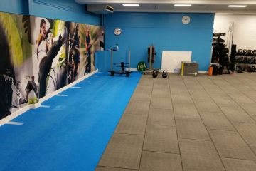 Functional Area at Pro-life Gym