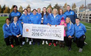 Refrew Ladies Football Club