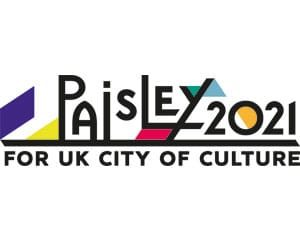 Paisley City of Culture Candidate Logo