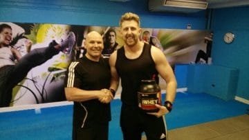 Darren Cryans - Member of the month