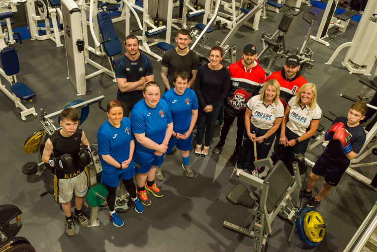 Renfrewshire Sports Charity now sponsors over 100 athletes within Renfrewshire