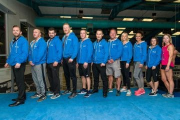 Paisley Gym's Succesful body building competitors