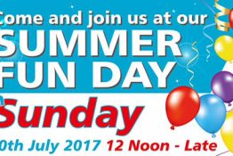 Summer fun day at Pro-life fitness centre