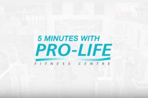 Video sha=owcase of Pro-life fitness centre in Paisley