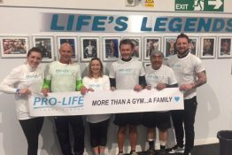 Pro-life Peddalrs Charity Cycle Ride