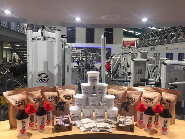Spartan Protein Stockists in Paisley