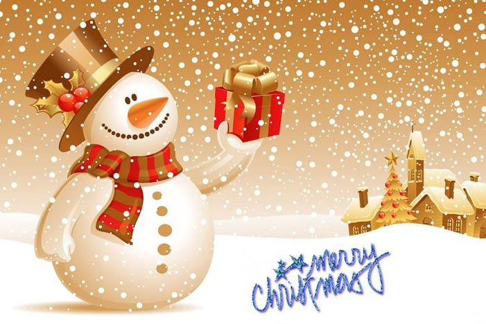 Merry Christmas from Pro-life Fitness centre