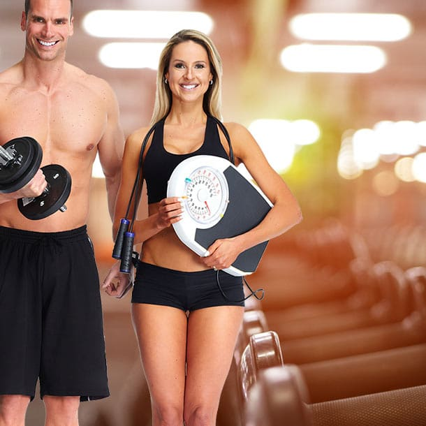 January Gym Promotions in Paisley