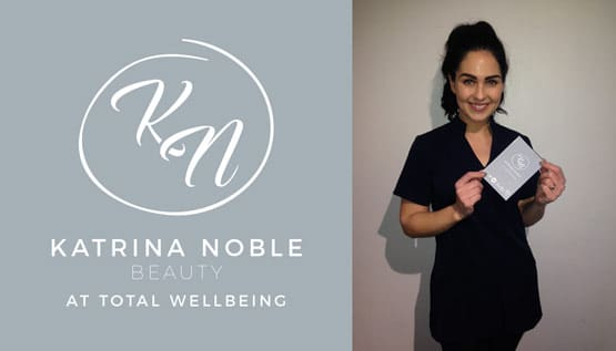 Katrina Noble - Beaiuty Therapist at Total Wellbeing at Pro-life Fitness Centre in Paisley