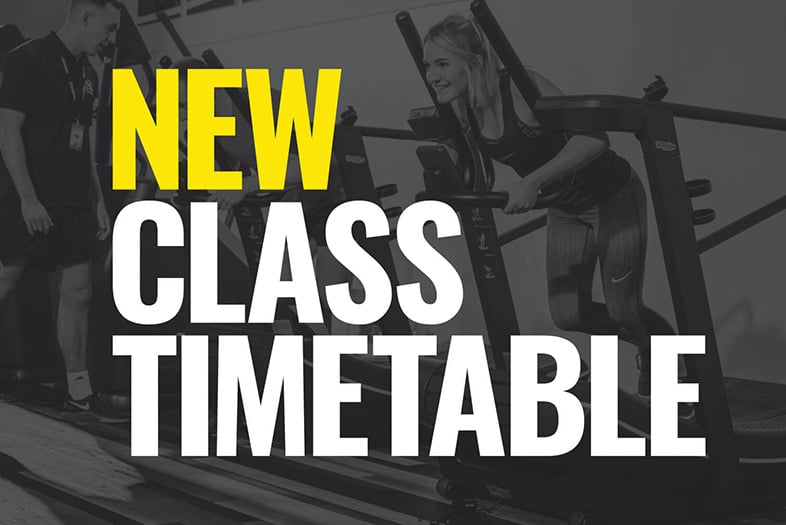New Classes at Paisley Gym - Pro-life Fitness Centre