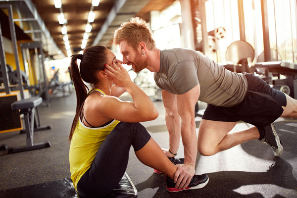 Couples Gym Membership Deals at Pro-life Fitness in Paisley
